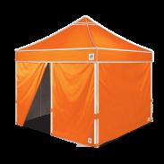 Hi-Viz Zijwanden 3x3 - 4 stuks Bright Orange