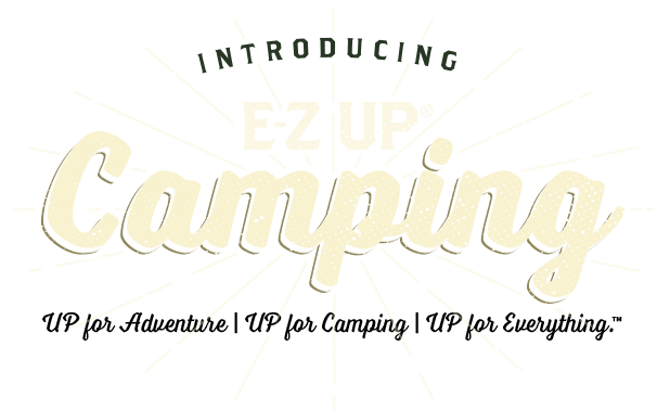 E-Z UP Camping