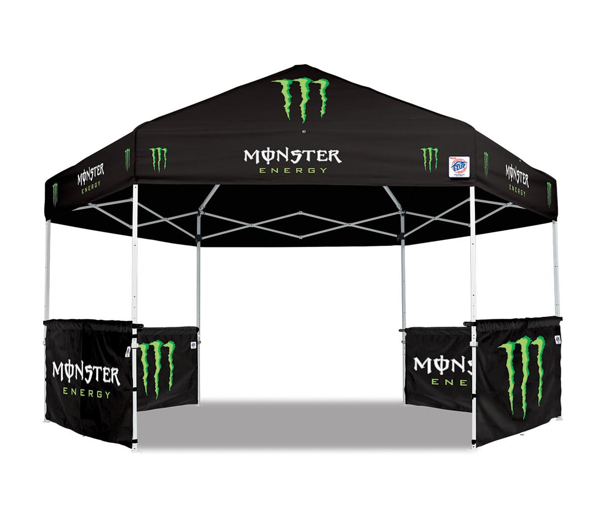 E Z UP   bedrukking op uw easy up tent?