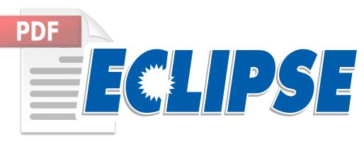 Eclipse™ 2.5m, 3m, 4.5m, & 6m